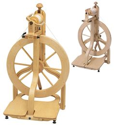Schacht Matchless Spinning Wheel, Single or Double Treadle, American Made, Single or Double Drive, Entry Level to Pro, Versatile by PhoenixFarmFiber on Etsy