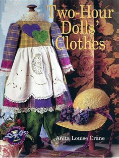 Here you will find nearly 20 FREE patterns for 18-inch dolls!