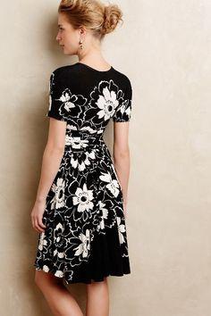 Desert Poppy Petite Dress - anthropologie.com