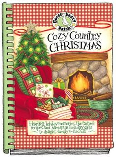 gooseberry patch, cozi countri, countri christma, cook book, gooseberri patch, country christmas, patch cookbook, christma cookbook, the holiday