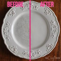 The Craft Patch: Pinterest Tested: Removing Black Marks from Dishes#.V4kSouT6s2x#.V4kSouT6s2x