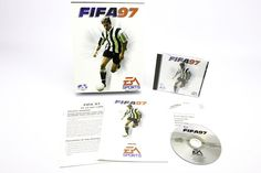 FIFA 97 PC CD-ROM Game by Electronic Arts  in Big Box, 1996, Football