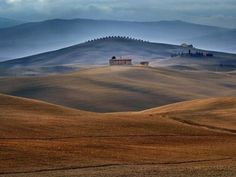 Tuscany, Italy One of my favs