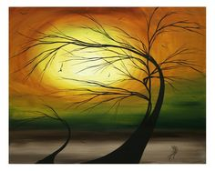 Beautiful Paintings By Megan Aroon Duncanson   Art & Design  #Painting #Art #Design #Beautiful #Amazing #MeganAroonDuncanson #Appealing #Natural
