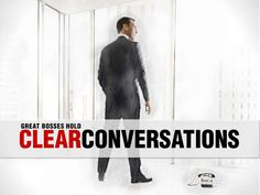 great-bosses-hold-clear-conversations-with-staff by fassforward Consulting Group via Slideshare