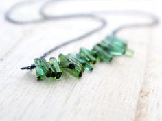 Beautiful new jewelry from local Portland designer Saressa Designs