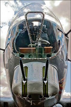 Boeing B-17G or ... Imperial Walker ?