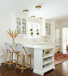 35 Bright California-Style Kitchens | Pinterest | California style ...