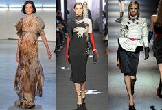Surrealism, Trends, Schiaparelli, Autumn/Winter 2012, Fashion, Diane Von Furstenberg, Lanvin, Rodarte
