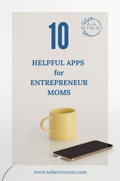 The mompreneur life is no easy undertaking. but thanks to technology it can be made a bit more organized, streamlined, and rewarding. We've compiled a list of applications that will help you get your business and family organized, stay productive, and regain your sanity. Business Sustainability, Family Organizer, Best Apps, Growing Your Business, Business Tips, Entrepreneur, Technology, Mugs, Easy