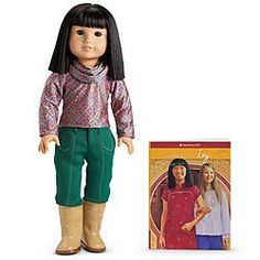American Girl Ivy Doll & Paperback Book - http://www.kidsdimension.com/american-girl-ivy-doll-paperback-book/