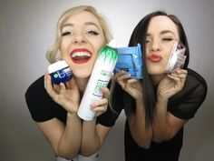 Check out some of our favorite drugstore beauty products in our new haul video! xo M&L