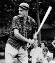Did you know that Billy Graham dreamed of playing professional baseball?? God had different plans. Read more about how God took Billy on the path from baseball to evangelist.