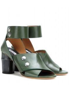 Pica leather sandals  - Acne Studios -