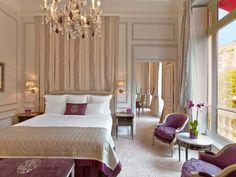 Suite Prestige - Hôtel Plaza Athénée Photo Cédric Laignel