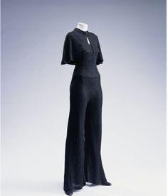 Circa 1929, France - Beachwear (Kyoto Costume Institute)