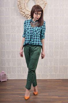 Nerdy Little Fashion, Nerdy, Capri Pants, Capri Trousers