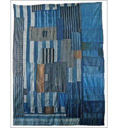 Diary of a Wandering Eye: Distraction: Vintage Japanese Quilts