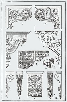 Orna146-Konsolen - Category:Meyer's Ornament - Wikimedia Commons