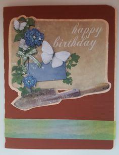 Verjaardag kaart