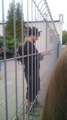 Adam Lambert in Poland