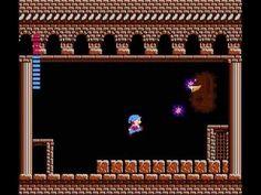 Milon's Secret Castle by Hudson Soft for the Nintendo Entertainment System #NES - Playthrough by Kain