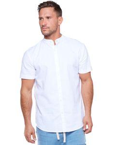 Park Suez Short Sleeve Linen Shirt