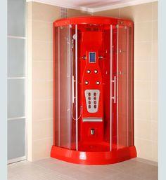 Shower Cabin, Hangzhou, Landline Phone, Detail