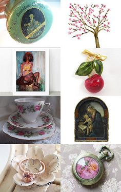 Do you love vintage? by Cotele on Etsy--Pinned with TreasuryPin.com