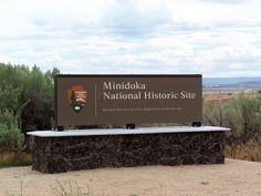 Minidoka National Historic Site, Idaho   (former Japanese Internment Camp during WWII)