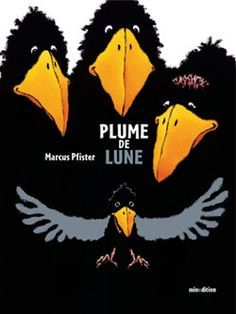 Little Moon Raven: Marcus Pfister: about a little raven who longs to be accepted, but who has a strong and determined spirit Fable, Book Challenge, Lectures, Play To Learn, Raven, Superhero Logos, Album, Moon, Reading