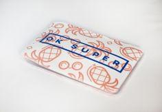 OK SUPER: Etui na karty (Peach)