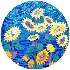 Jacksonville Sunflower Mural
