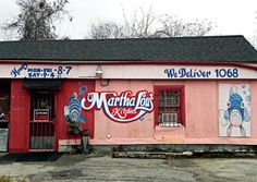 """Sounds yummy! """"Martha Lou's Kitchen, Charleston: For home-style soul food, head to Martha Lou's, located in an unmistakable pink building north of downtown Charleston. You can't go wrong with her Southern classics, such as fried chicken, pork chops, butter beans, stewed okra and sweet tea. This is the throwback restaurant of your dreams, a comfort food Valhalla."""" Click through for a slideshow of """"Best Southern Food in the U.S."""""""