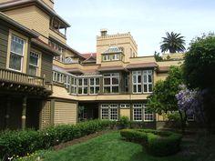 Winchester Mansion, San Jose, CA