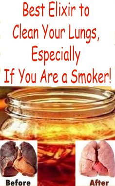 The Lung-Cleansing Drink That Every Smoker And Ex-Smoker Should Try