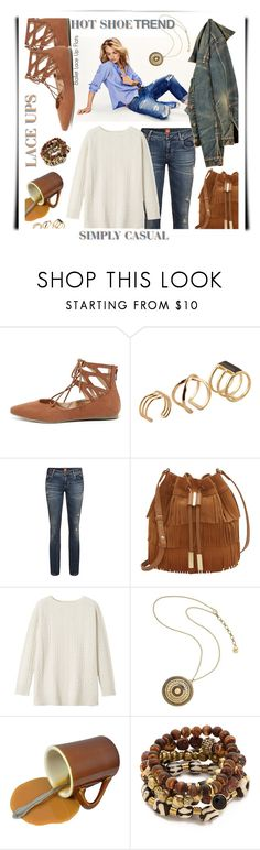 """""""hot shoe trend"""" by emcf3548 ❤ liked on Polyvore featuring Liliana, ALDO, Maison Scotch, Vince Camuto, Toast, Kilian and Lacey Ryan"""