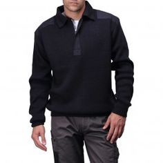 Pull-over col polo Worky