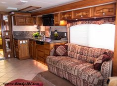 06 Alpine Coach is in! See the rest at www.ConejoRV.com  #ConejoRV #MotorCoach #RV #Travel #Luxury #Mobile #OpenRoad #ForSale