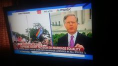 Marriage Equality's the law of the land across the USA. #SCOTUS