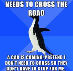It Would Be Nicer if the Car Would Just Go