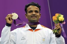 MEDAL.....A Silver one.....        India has won second medal at the London Olympic Games. Ofcourse the first one wa