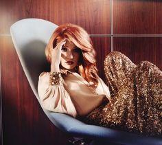Nicola Roberts- fabulous redheaded beauty!
