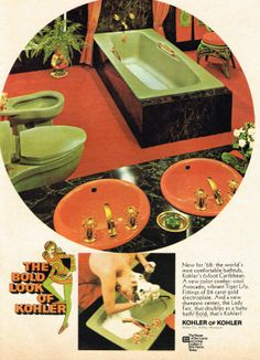 """The Bold Look of Kohler"" 1968"