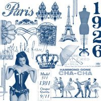 deviantART: More Like paris_chacha by ~dakinigrl  Again another page of links - fab images and PS brushes.