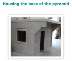 Housing the homeless - Slum dwellers Housing the Base of the Pyramid Low Cost Housing, Rooms For Rent, Building Systems, Affordable Housing, Slums, Ivory Coast, Building A House, Base, Outdoor Decor