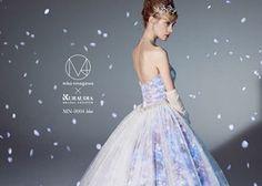 鮮やか&上品な蜷川実花さんのカラードレスはお色直しに大人気♡『エム / ミカ ニナガワ M / mika ninagawa』の試着必須6着はコレです♩