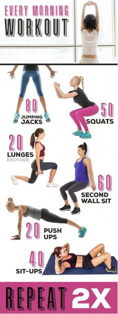 Check out this Best exercise workout tips Fitness Workouts, Gewichtsverlust Motivation, Obesity Workout, Exercise Motivation, Morning Motivation, Body Fitness, Health Fitness, Fitness Plan, Gym Fitness