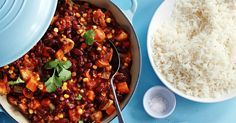 Want a healthy dinner that fills you up? Try this Wild West-inspired dish