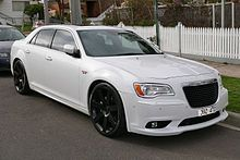 Chrysler 300 SRT-8?  i need new shell designed and your working on that   dont ever make front headlights small on those cars!  why?  looks weird!  i cant see the road!  noooooo!  joke!  looks like big buses and small lights   its weird looking!  talk later busy doing nothing today!  laughing red!